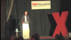 Clive Alderton at TEDXMarrakesh 2013